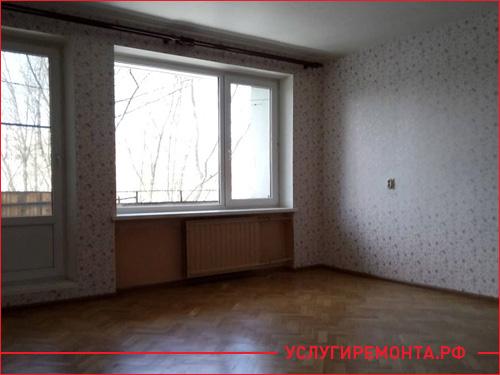 Результат косметического ремонта для продажи квартиры