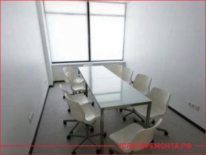 Результат капитального ремонта офисного кабинета