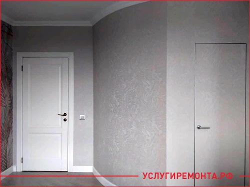 Установка скрытой и межкомнатной двери в квартире