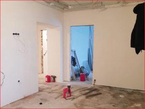 Переделываем двухкомнатную квартиру в студию