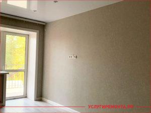 Косметический ремонт гостиной комнаты