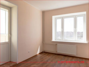 Чистовой ремонт квартиры от застройщика