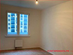 Новая квартира с чистовым ремонтом от застройщика в светлых тонах